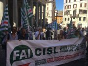manifestazione caporalato 19 7 2016