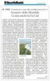 il quotidiano del 6.12.15, FAI Cs su sciopero trebisacce de